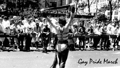 NYC Gay Pride March